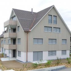 Mehrfamilienhaus in Birchwil