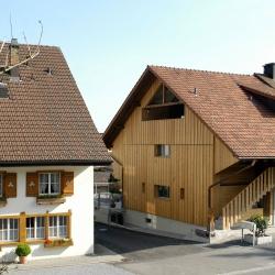 Umbau Ökonomieteil zu Wohnhaus Brütten