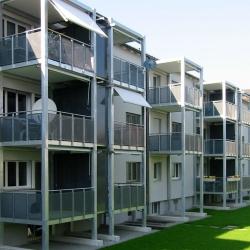 Umbau Mehrfamilienhaus Kloten